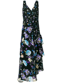 расклешенное платье шифт с цветочным принтом  3.1 Phillip Lim