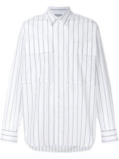 "рубашка в стиле ""casual"" в полоску Stella McCartney"