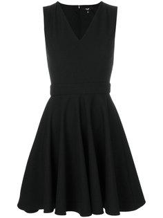 мини-платье без рукавов с V-образным вырезом Versus