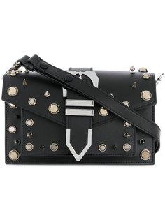 сумка Iconic с заклепками Versus