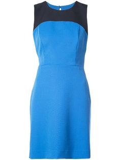 платье-футляр без рукавов Milly