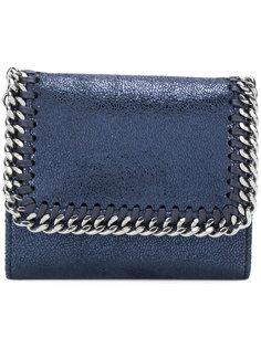 кошелек с обметочным швом Stella McCartney