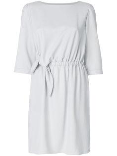 платье с поясом  Emporio Armani