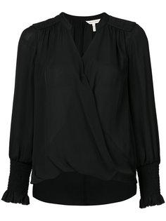 блузка с запахом Rebecca Taylor