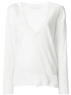 вязаная блузка Pao Iro