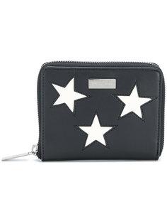 кошелек с вышивкой звезд Stella McCartney