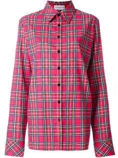 оверсайз-рубашка в клетку Faith Connexion