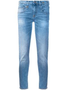 """укороченные джинсы """"скинни"""" R13"""