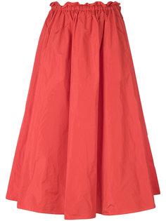 пышная юбка макси  Kenzo