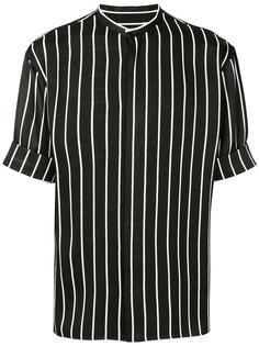 рубашка с короткими рукавами в полоску Haider Ackermann