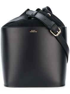 сумка-мешок A.P.C.