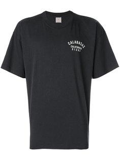 футболка с принтом California 91302 Yeezy