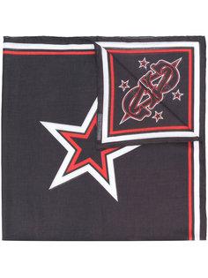 шарф с логотипом  Givenchy