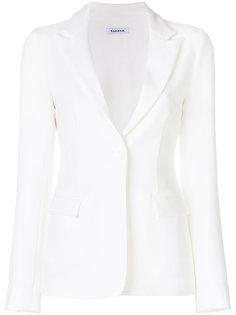 классический однобортный пиджак P.A.R.O.S.H.
