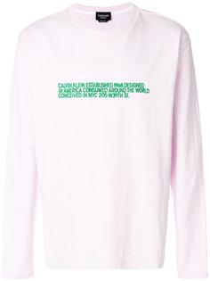 футболка с логотипом Calvin Klein 205W39nyc
