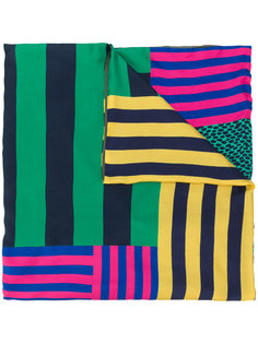 полосатый шарф Pierre-Louis Mascia