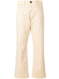 джинсы клеш  Marni