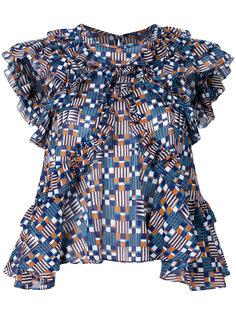 блузка Nalou Isabel Marant Étoile