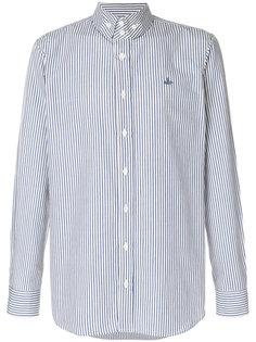 рубашка в полоску Vivienne Westwood
