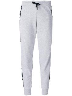 спортивные брюки с логотипом  Versus
