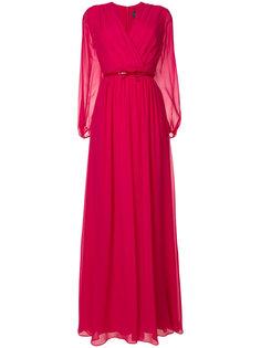 длинное платье Uguale Max Mara