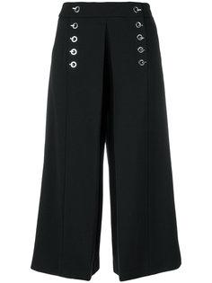 укороченные прямые брюки Alexander Wang