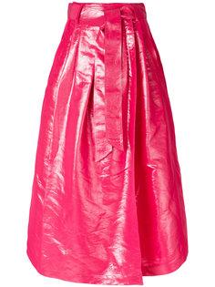 длинная плиссированная юбка Dusan