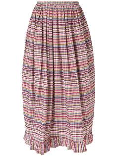 юбка с рюшами  Isa Arfen