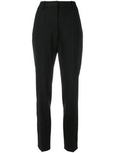 зауженные брюки с лампасами Calvin Klein