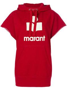толстовка с принтом-логотипом  Isabel Marant Étoile