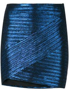 мини-юбка с завышенной талией Iro
