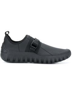 кроссовки с креплением Prada