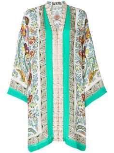 платье-туника с принтом  Etro