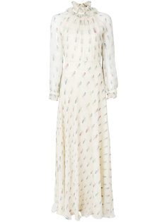 платье с принтом Abigail Vilshenko