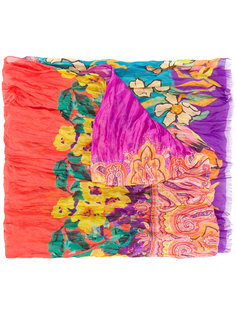 платок с узором пейсли Etro