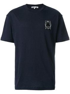 футболка с принтом-логотипом McQ Alexander McQueen