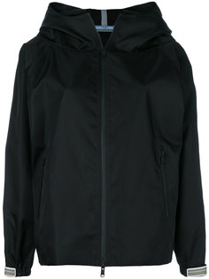классическая куртка с капюшоном  Prada