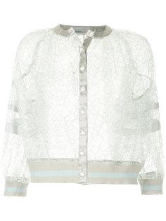 укороченная кружевная куртка Kolor