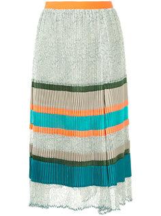 юбка с плиссировкой  Kolor