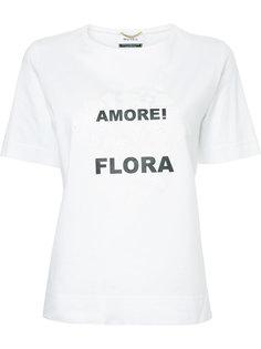 футболка Amore! Flora Muveil