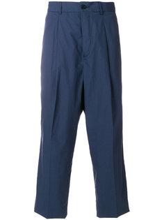 брюки свободного кроя Kenzo