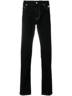 прямые джинсы Kenzo
