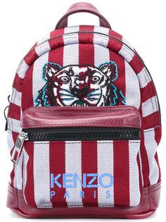 маленький рюкзак в полоску Tiger  Kenzo
