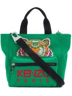 маленькая сумка-тоут с вышивкой Tiger  Kenzo