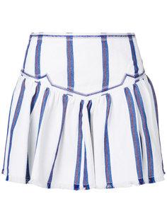 полосатая мини-юбка  Isabel Marant Étoile