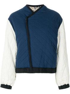 куртка-бомбер с принтом Haphir Isabel Marant Étoile