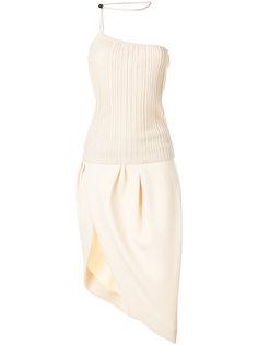 асимметричное платье шифт Jacquemus