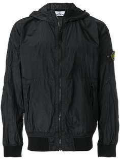 zipped fitted jacket Stone Island
