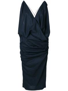 платье без рукавов с V-образным вырезом  Jacquemus