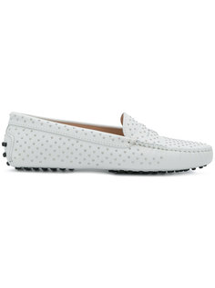 лоферы с заклепками Gommino Tods Tod`S